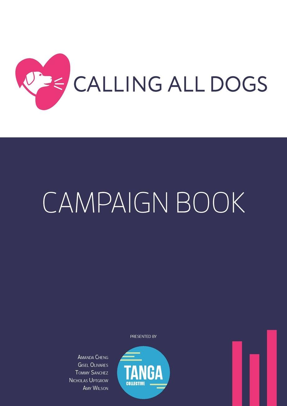 CAD Campaign Book Cover