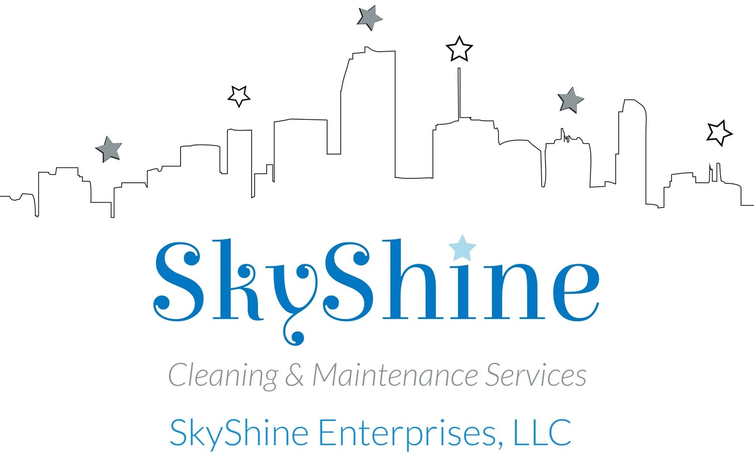 Final SkyShine Logo